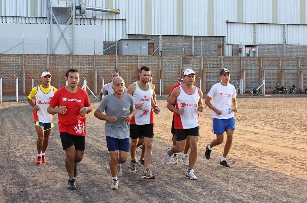 Cozimax Móveis de Aço e o incentivo a pratica de esportes