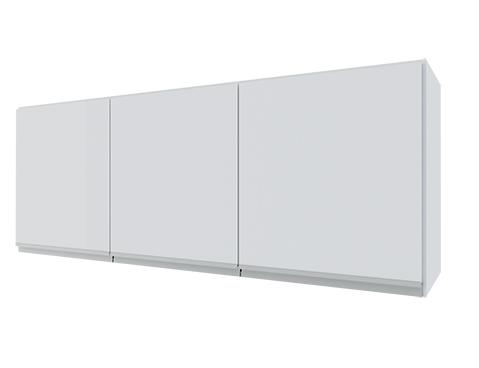 Armário Aéreo de Cozinha Cozimax Tupã 120 140 150 Branco