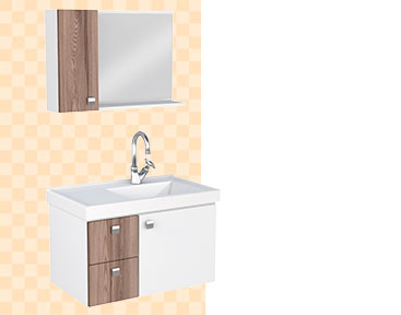 Banheiro em Madeira Moara Cozimax