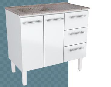 Cozinha em Aço Vênus Flat Cozimax