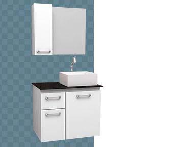 Banheiro em Aço Figo Cozimax