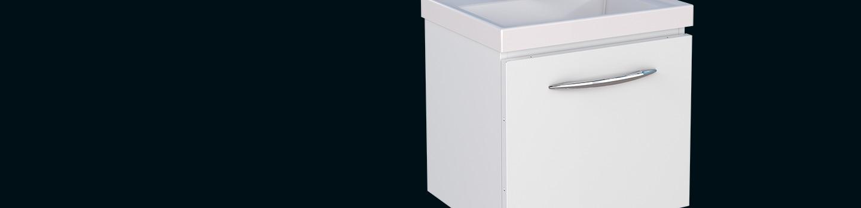 Kit de Banheiro em Aço Pitanga Cozimax Móveis