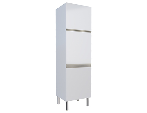 Paneleiro de Cozinha em Aço Gaia Flat Cozimax 120