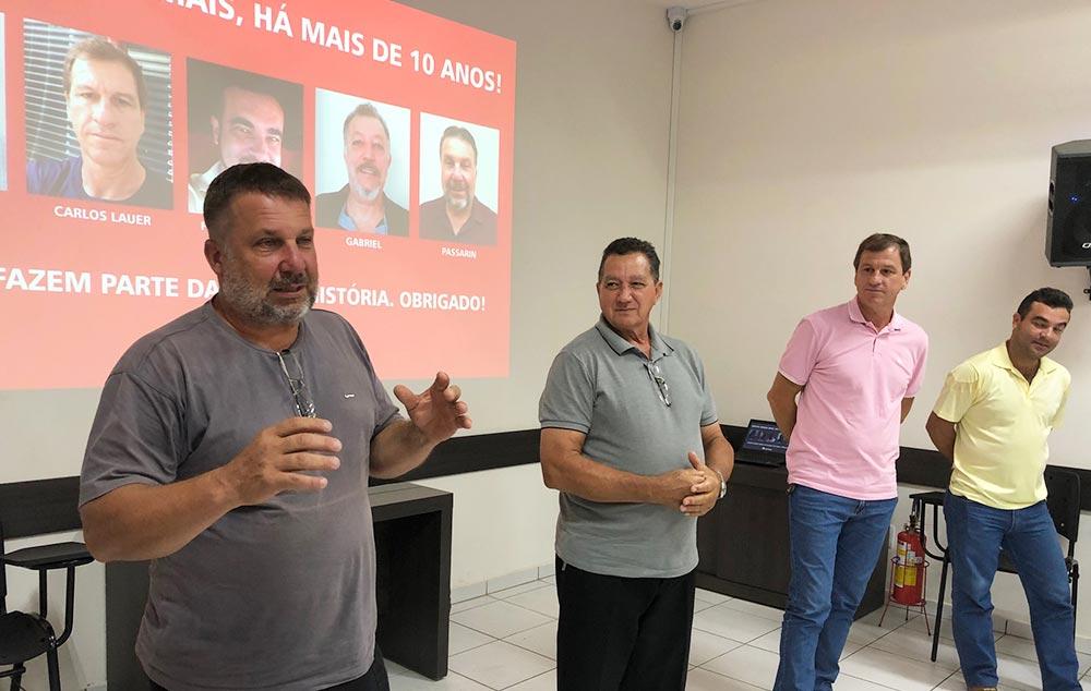 Cozimax realiza Encontro de Motoristas 2019