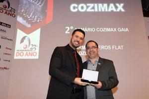 Cozimax Móveis de Aço recebe Prêmio de Melhor Produto do Ano 2019