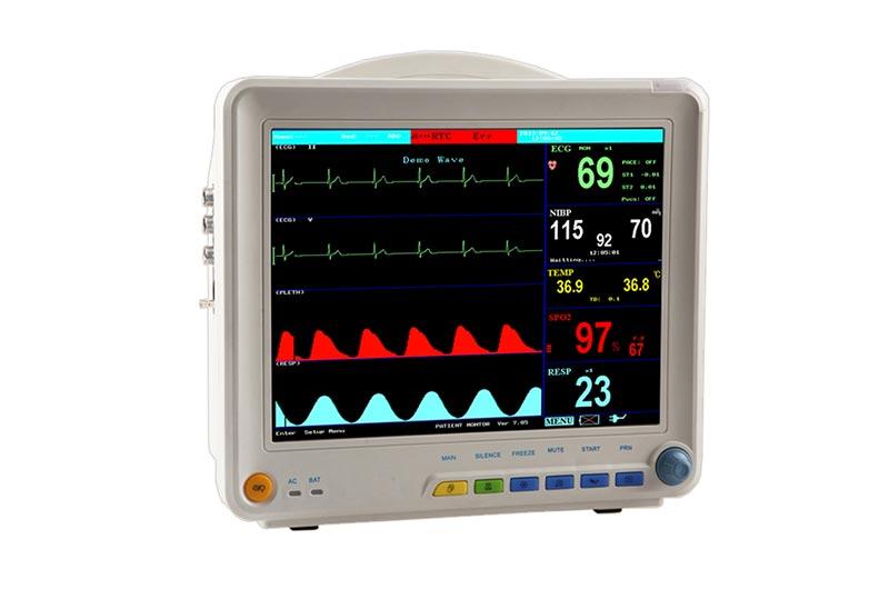 Monitor para UTI do Hospital de Base de Rio Preto