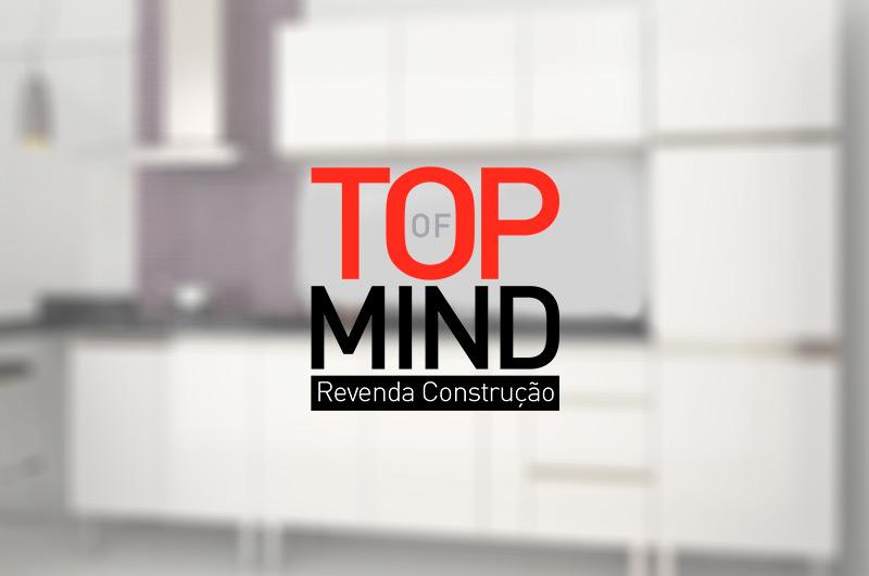 Pelo oitavo ano consecutivo, a Cozimax é destaque no prêmio Top of Mind