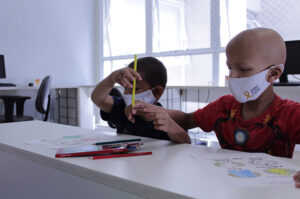 Cozimax parceira do Instituto do Câncer Infantil de Porto Alegre